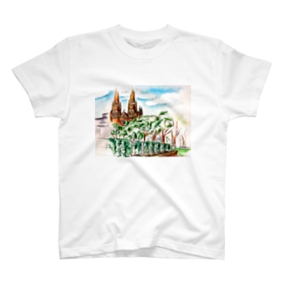 St Mary's Cathedral T-shirts