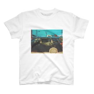 打ち上げ朝帰り T-shirts