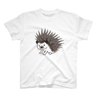 ドリルネズミ1 T-shirts
