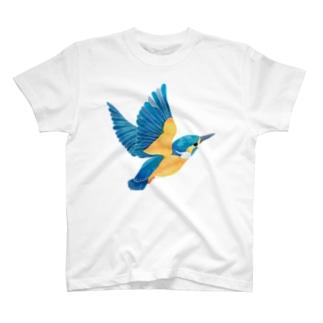 カワセミ T-Shirt