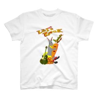ウサギター パイン T-shirts