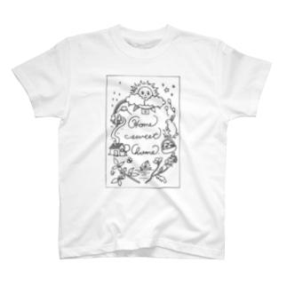 Home sweet home T-shirts