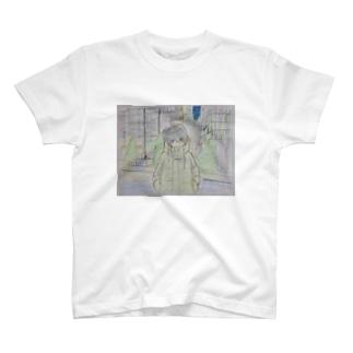 待ち合わせ T-Shirt