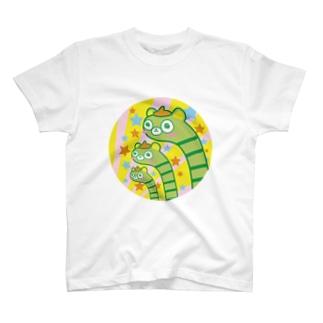 俺の名前はちんあなご一番太郎 T-shirts