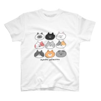 ニャンコレクション T-shirts