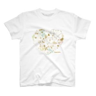Kayaributa (Color) T-shirts