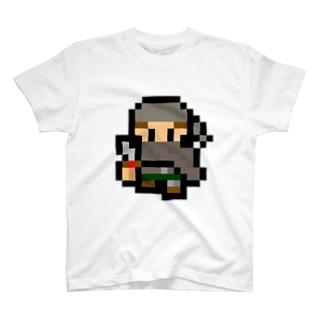 ドット絵の盗賊 T-shirts