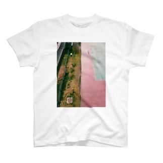 テニスコート T-shirts