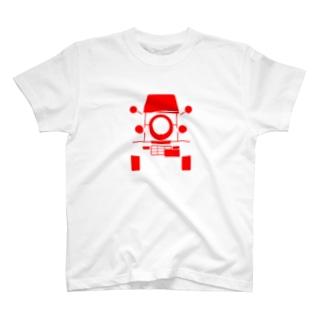 ミゼットII type.A T-shirts