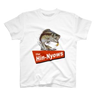 HIn-Nyows HDDN T-shirts