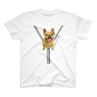 【ご依頼品】ジップデザインジャック君 T-shirts