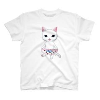 いちごちゃん飼い主さま専用 T-shirts