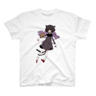 猫獄山のお店のガチ中のガチ T-shirts