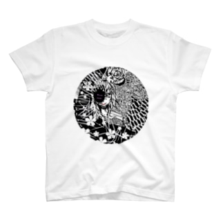 Twitter垢ロゴ入り T-shirts