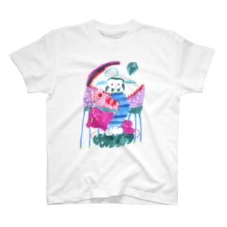 飛べない T-shirts