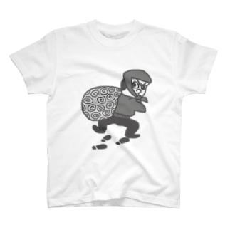 大泥棒 怪盗るぽん T-shirts