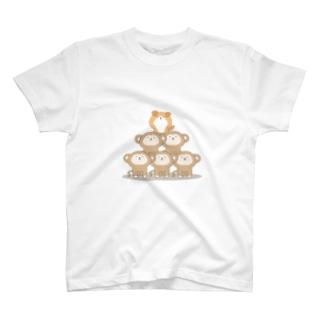 犬猿の仲? T-shirts
