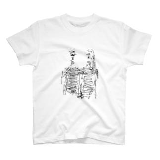 ペアルック T-shirts