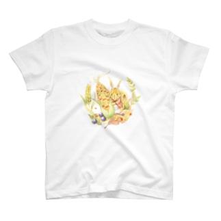 リスの日常 T-Shirt