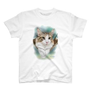 ノルウェージャン 藤くん T-shirts