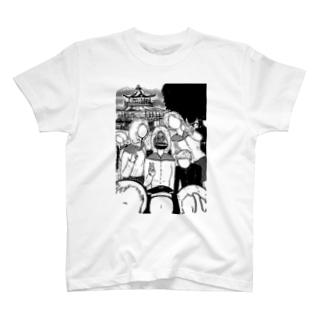 瀬戸大橋かのじょ T-shirts