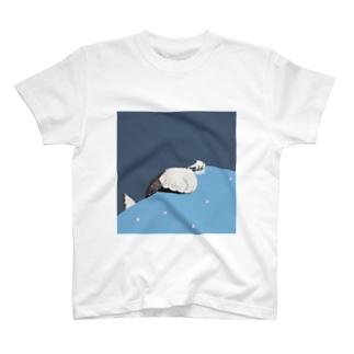 nekonote  T-shirts