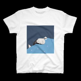 record mizukoshiのnekonote  T-shirts