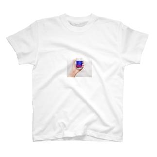 One CUP OZEKI mini と 手 T-shirts