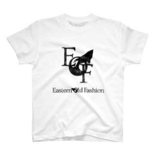EOF (黒) タイプ1 T-shirts