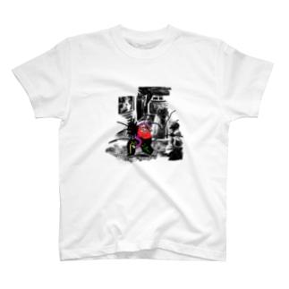 2002年 T-shirts
