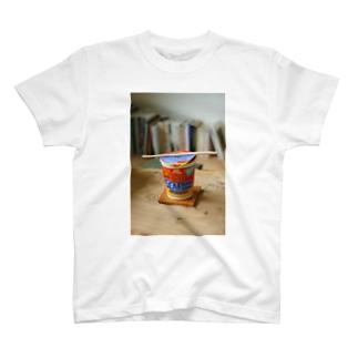 ヌードル T-shirts