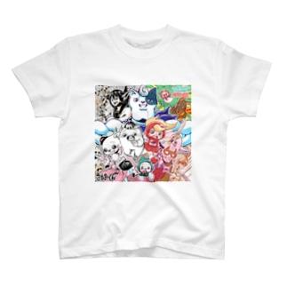 キャットファン T-shirts