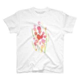 tsubomi T-shirts