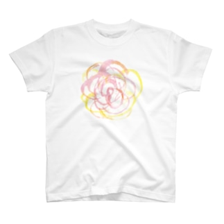 blooming flower T-shirts
