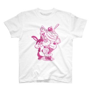 Rabbit Sweets P Tシャツ