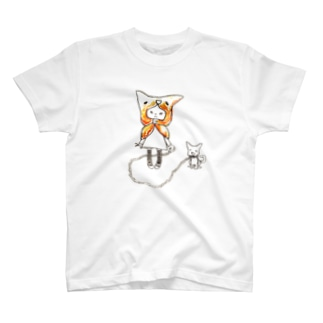 dog walking T-shirts