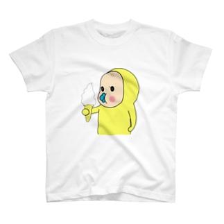 めめたん ペロペロTシャツ T-shirts