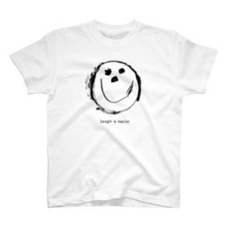 laugh & smile T-shirts