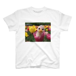 花鳥 T-shirts