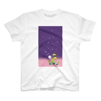 蒲公英 T-shirts