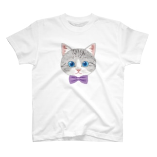 ねこちゃん(サバシロ) T-Shirt