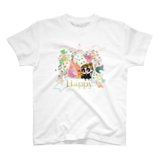 Happy's Tea Party💛 T-Shirt