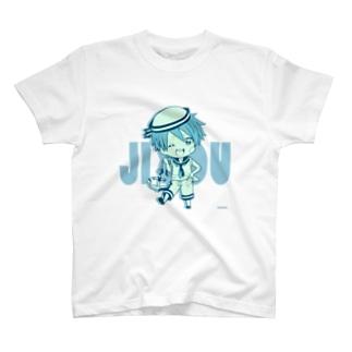 自youマリングッズ T-shirts