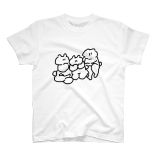 さかたうさぎ T-shirts