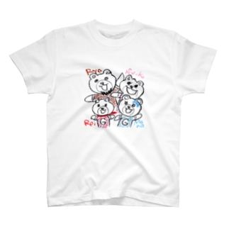9 T-shirts