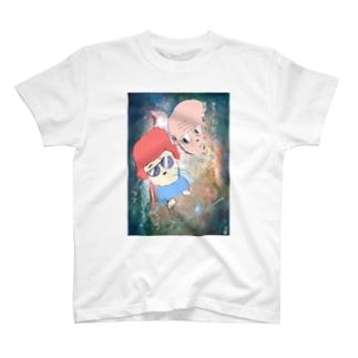 滝子 /satou T-shirts