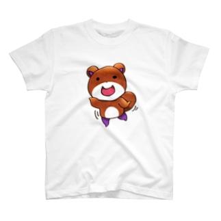 りすのくうざえもん(へーきへーきおどり) T-shirts