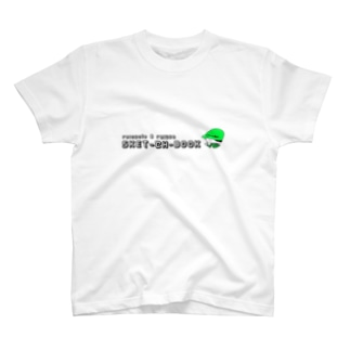 [SKET-CH-BOOK] SKETくんTシャツ 黒枠文字Ver. T-shirts