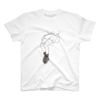 sayuのひざ小僧 T-shirts