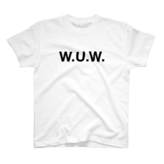 W.U.W. T-shirts